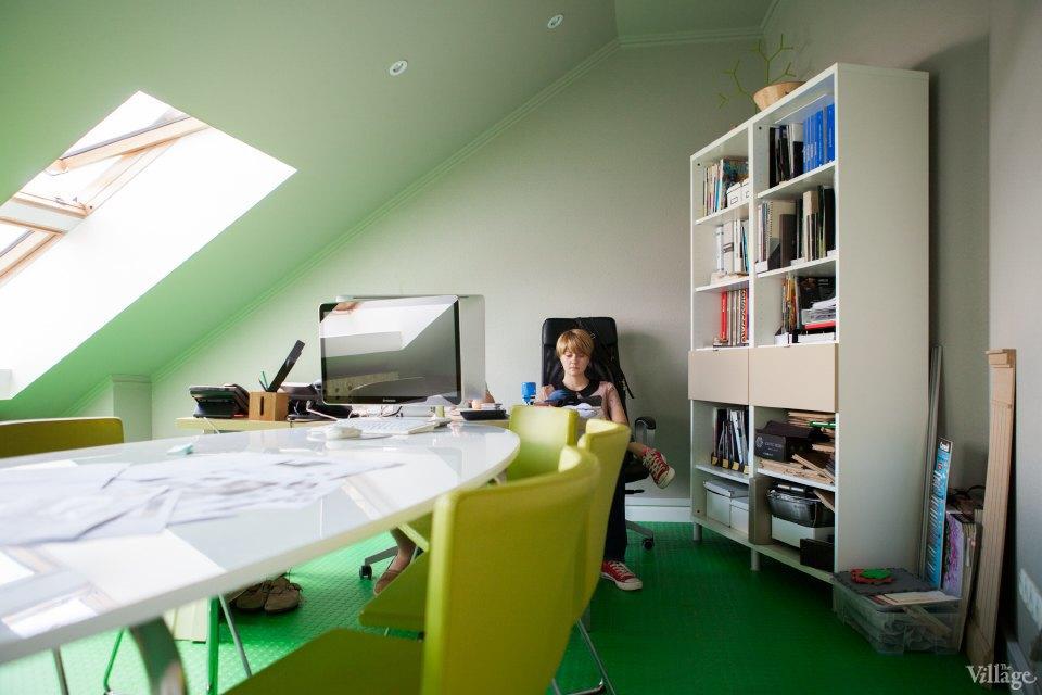 Интерьер недели (Москва): Студия «Дизайн в кубе». Изображение № 20.