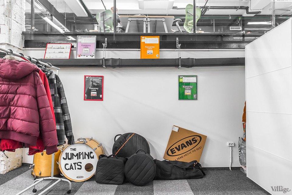 Интерьер недели (Москва): Офис «Яндекса» в БЦ «Строганов». Изображение № 13.
