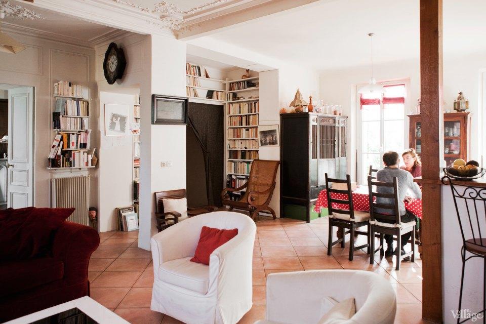 Квартиры мира (Париж): Дом в районе Монтрёй. Изображение № 10.