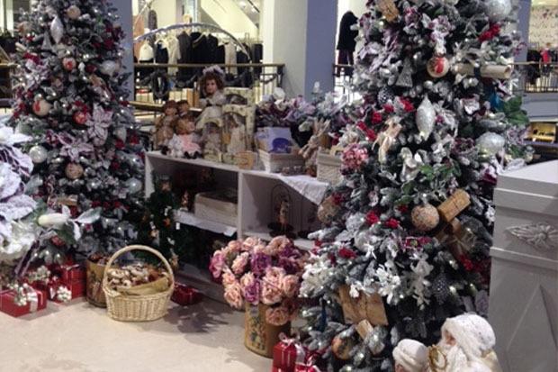 В ДЛТ открылся новогодний базар. Изображение № 4.