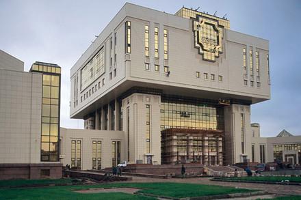 По горячим следам: Проекты Елены Батуриной в Москве. Изображение № 9.