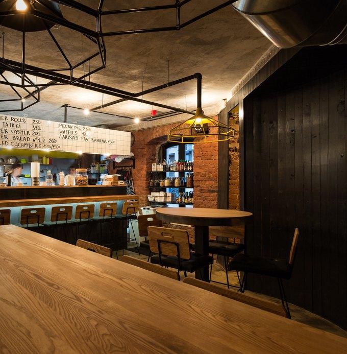 18 кафе, ресторанов ибаров ноября (Петербург). Изображение № 6.