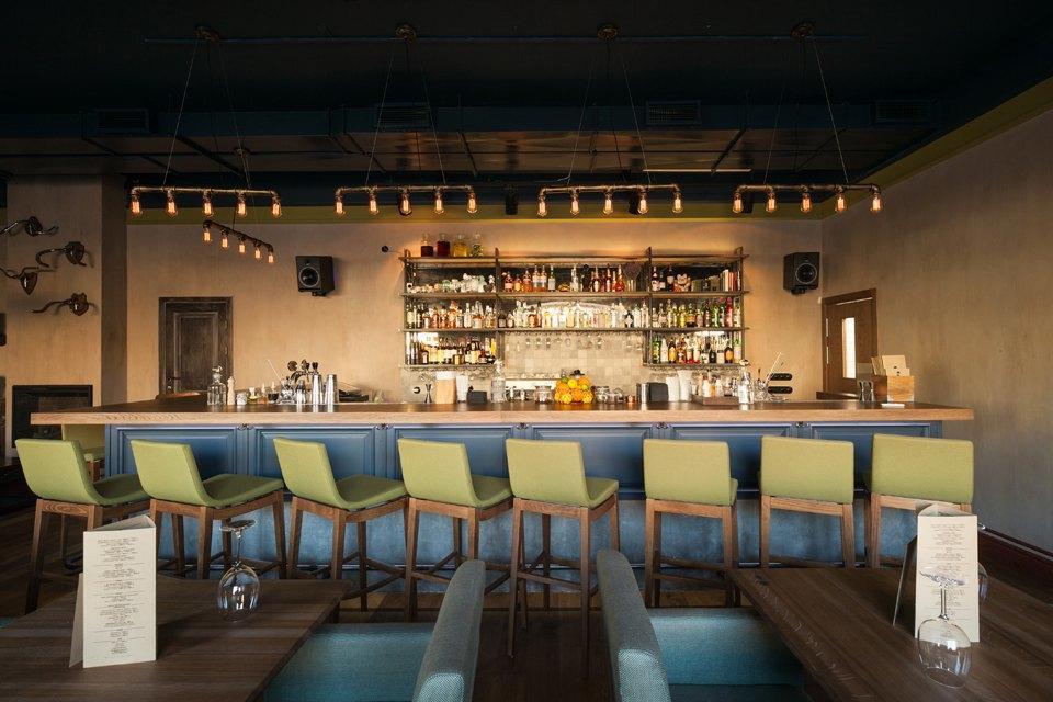 Ресторан-бар Room на Фонтанке. Изображение № 8.