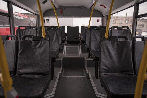 В Петербурге появился социальный автобус для бездомных. Изображение № 2.