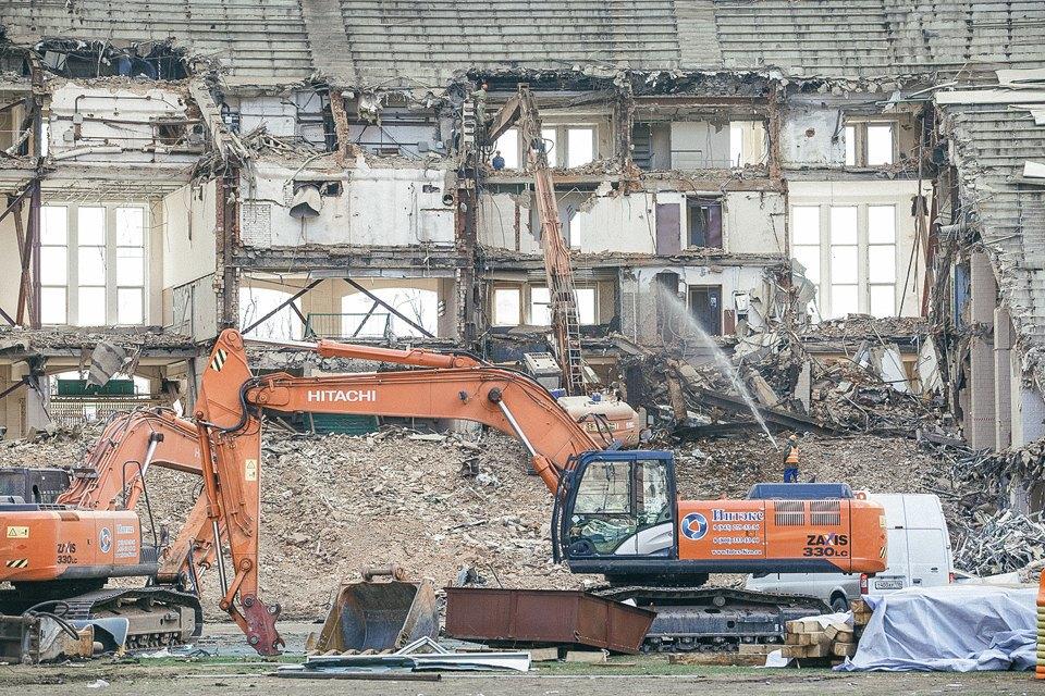 Как сейчас выглядит стадион «Лужники». Изображение № 16.