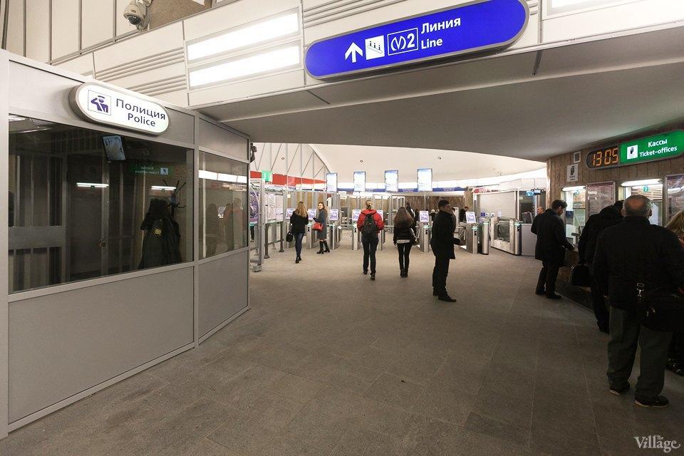 Фото дня: Станция метро «Петроградская» после ремонта. Изображение № 7.