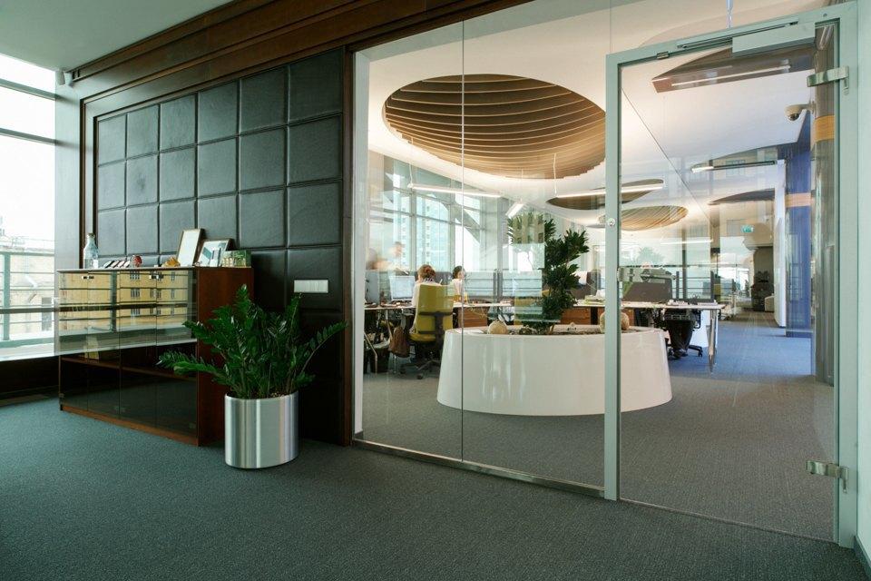 Офис логистической компании накрыше пентхауса. Изображение № 26.