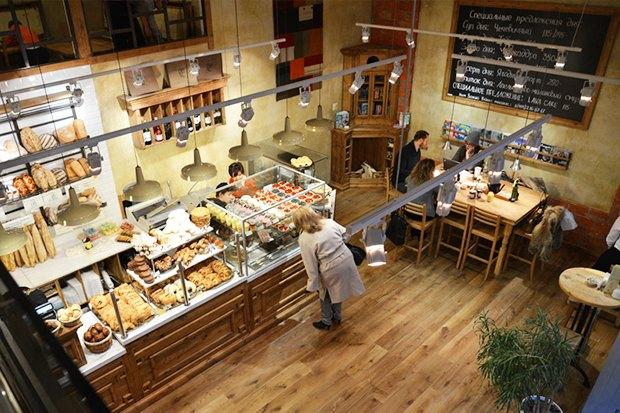Новости ресторанов: Oldich, Strelka Bar, «Хлеб насущный», The Pink Cadillac, Twenty-Two. Изображение № 11.
