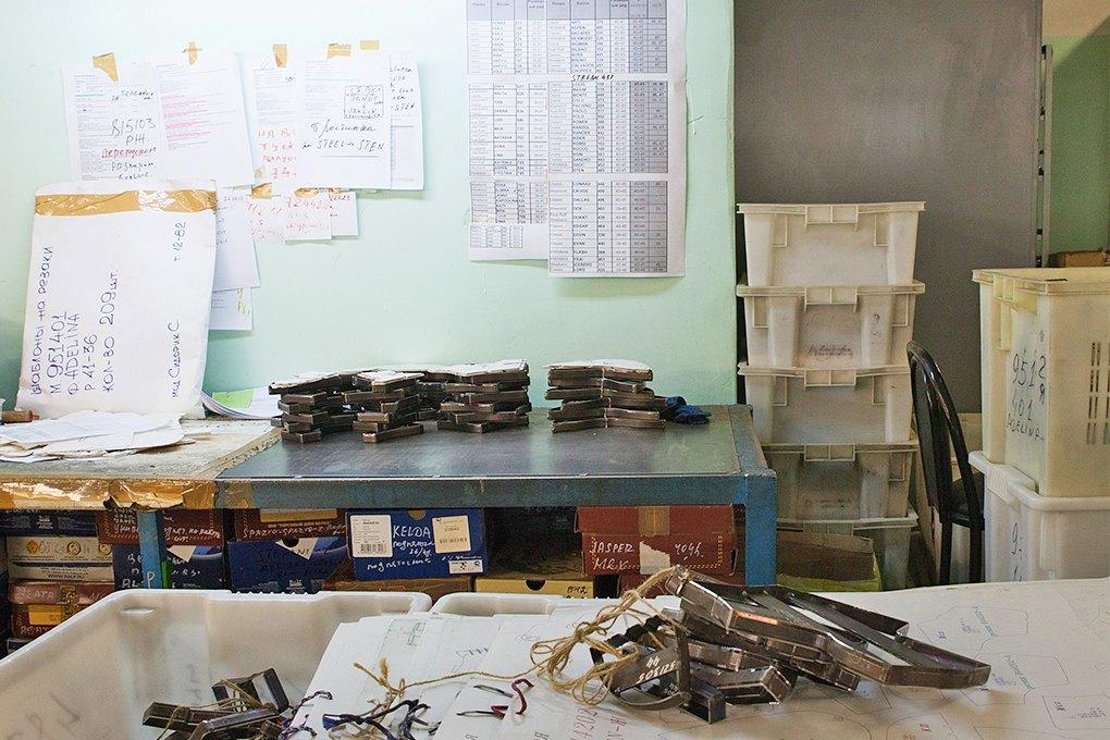 Производственный процесс: Как делают ботинки. Изображение № 7.