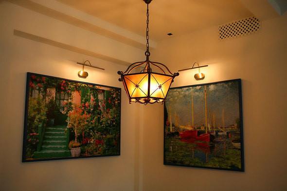 Изображение 4. Напротив Третьяковской галереи открылось вегетарианское кафе.. Изображение № 8.