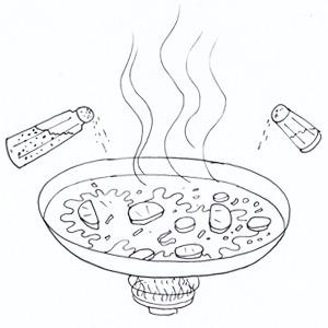 Полевая кухня: Уличная еда на примере Пикника «Афиши». Изображение № 1.