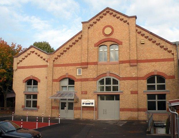 Культурный центр молодежи E-Werk вБад-Хомбурге, Германия. Изображение № 12.