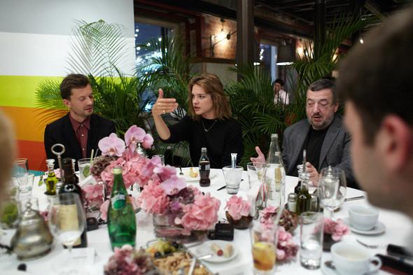 Разговоры на ужине: Люди, которые делают красоту. Изображение № 28.