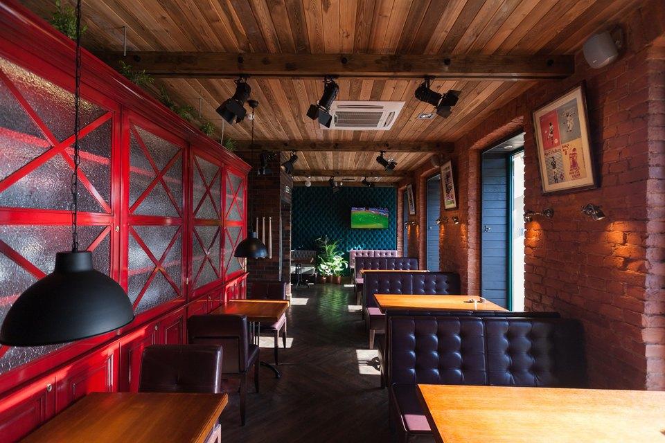 Футбольный бар-ресторан Soccer Place на Добролюбова. Изображение № 6.