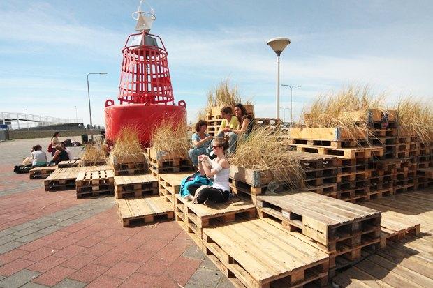 Прямая речь: Голландский архитектор — огородских объектах из мусора. Изображение № 3.