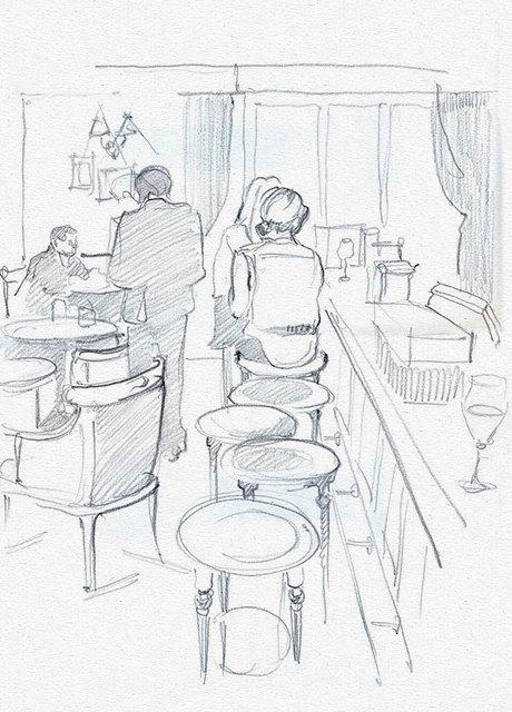 Бары в отелях «Метрополь» и «Балчуг-Кемпински». Изображение № 14.