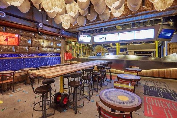 Ресторан с блюдами посебестоимости, гастрономическая карта Москвы ифестиваль фуд-траков. Изображение № 4.