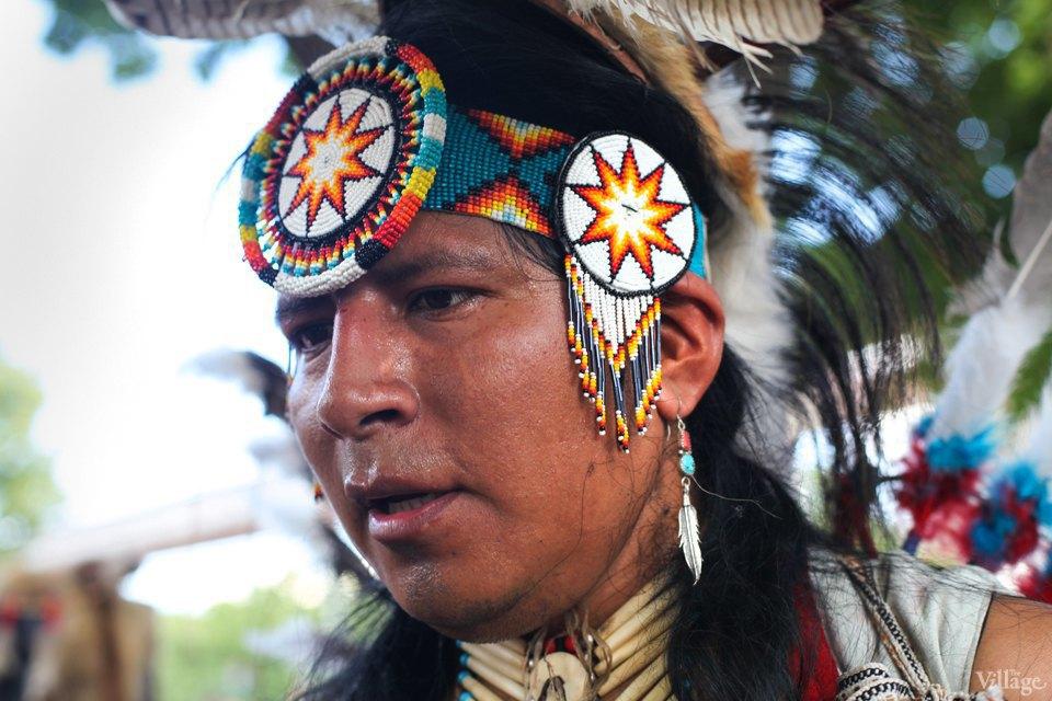 Гости столицы: Как вМоскве оказались индейские музыканты. Изображение № 13.