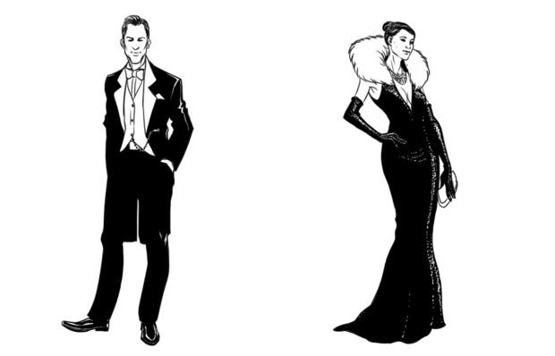 Как это устроено: 5 основных видов дресс-кода. Изображение № 1.
