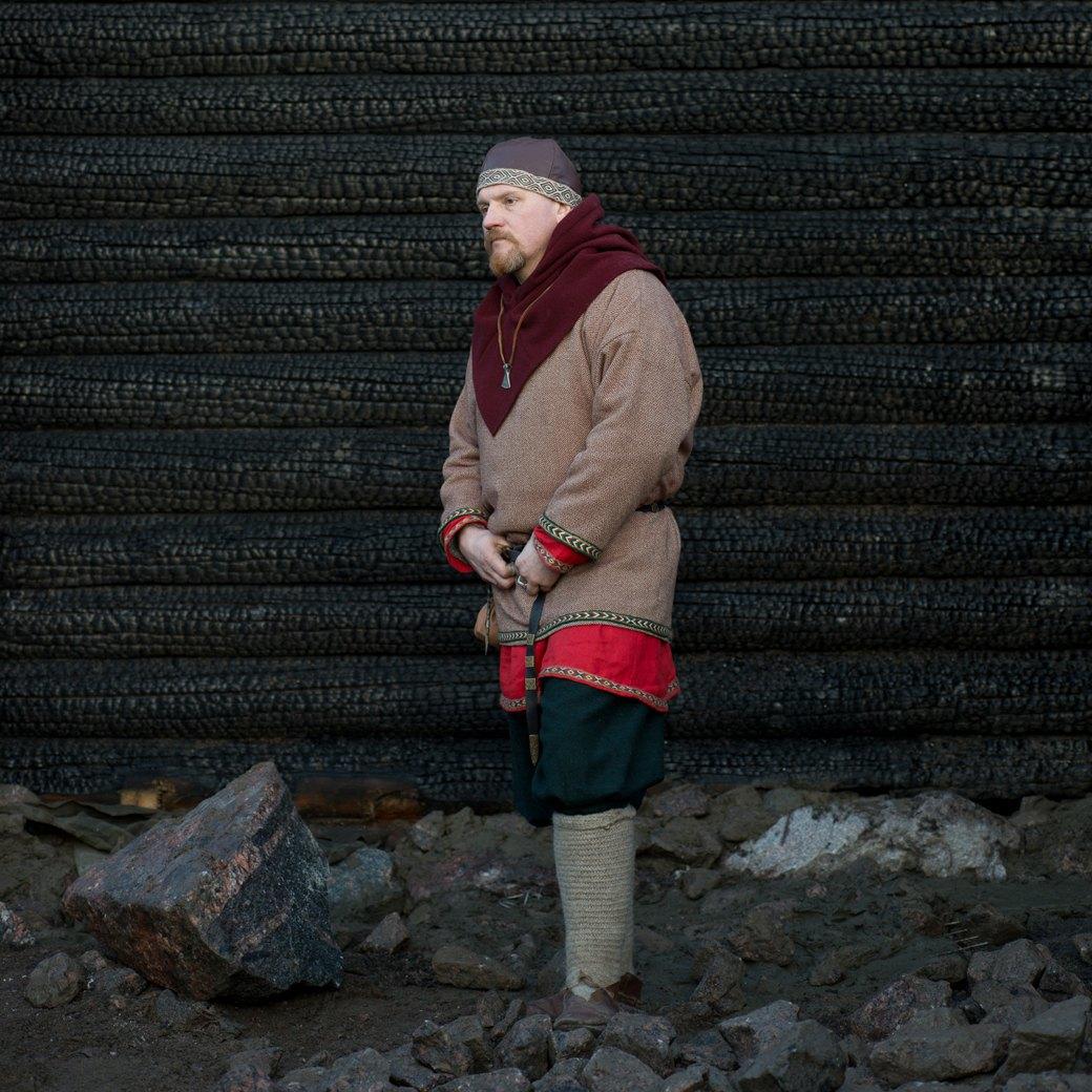 «Такая военная демократия»: Как живут искем сражаются викинги под Выборгом. Изображение № 2.