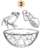 Рецепты шефов: Шашлык из сома на шпажке из розмарина. Изображение № 7.