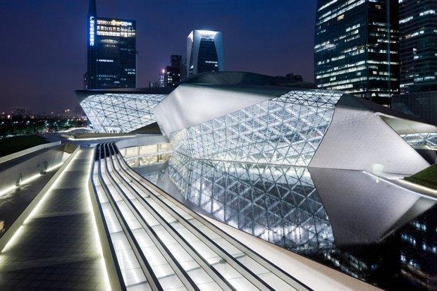 Guangzhou Opera House. Изображение № 5.