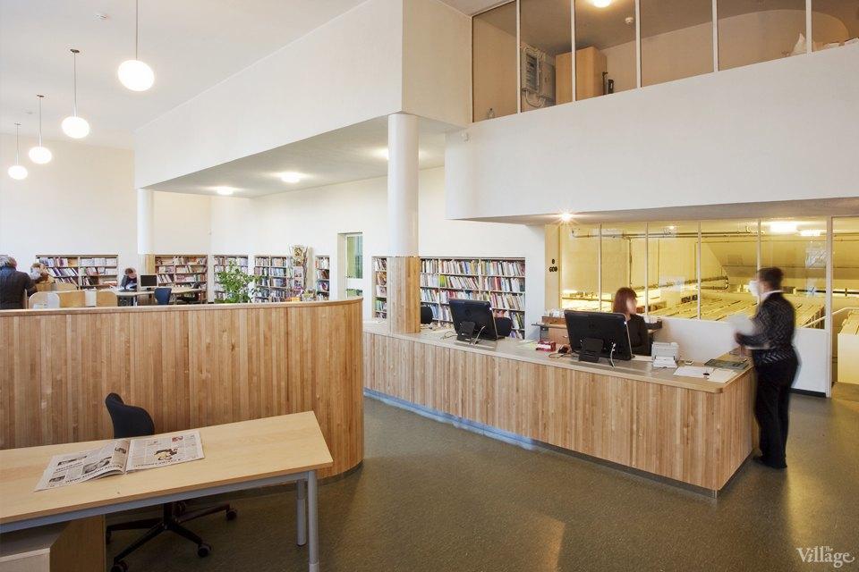 Фоторепортаж: Библиотека Алвара Аалто в Выборге после реконструкции. Изображение № 12.