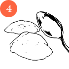 Рецепты шефов: Чизкейк из адыгейского сыра «Свой мини-огород». Изображение № 6.