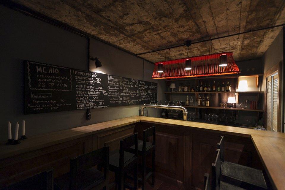 Кафе-бар The Living Room на Большой Зеленина. Изображение № 7.