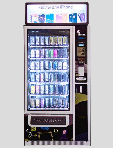 Коробка передач: 13 торговых автоматов. Изображение № 38.