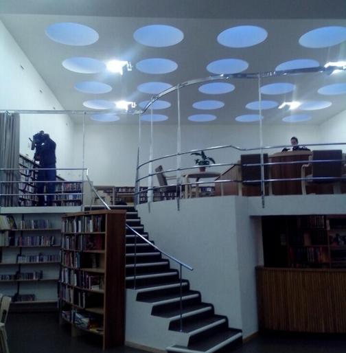 Библиотека Алвара Аалто открылась после реставрации. Изображение № 1.