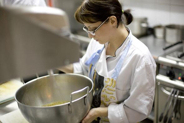Изображение 10. Фоторепортаж с кухни: Ресторан «Бонтемпи».. Изображение № 21.