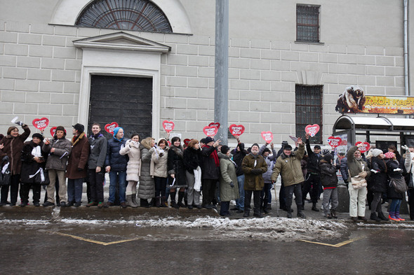 Близкое окружение: Участники акции «Белый круг» о проблемах Москвы. Изображение № 28.