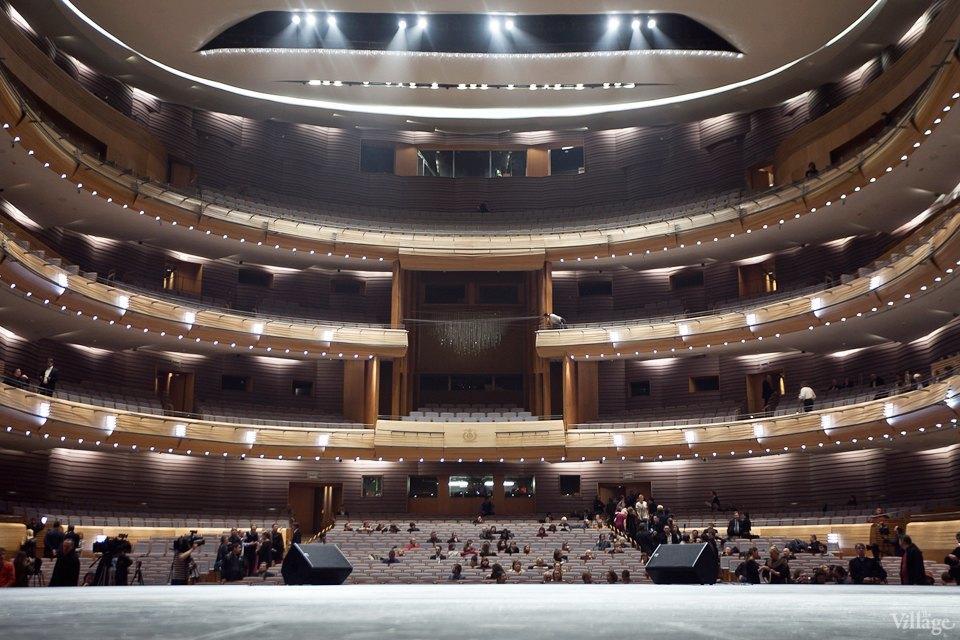 Фоторепортаж: Вторая сцена Мариинского театра изнутри. Изображение № 24.