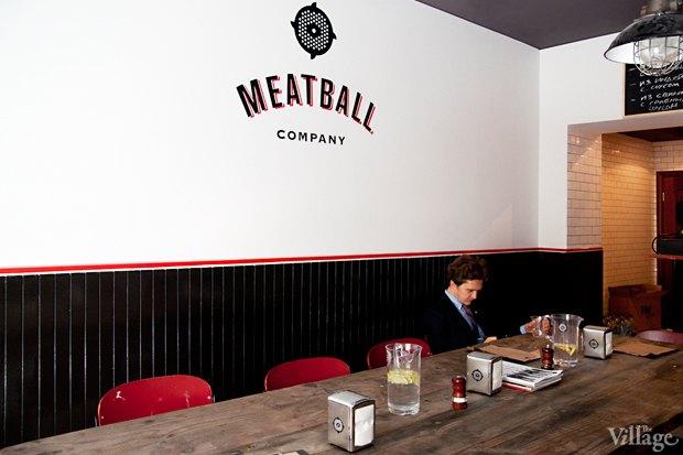 Новое место: Кафе Meatball Company —закрылось. Изображение № 7.