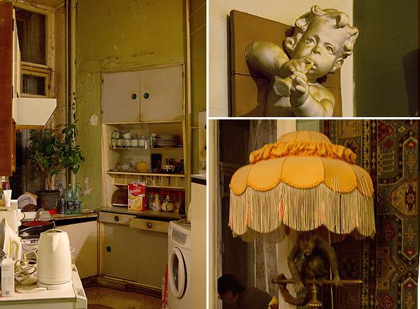 Изображение 41. Общественное пространство: московские коммунальные квартиры.. Изображение № 10.