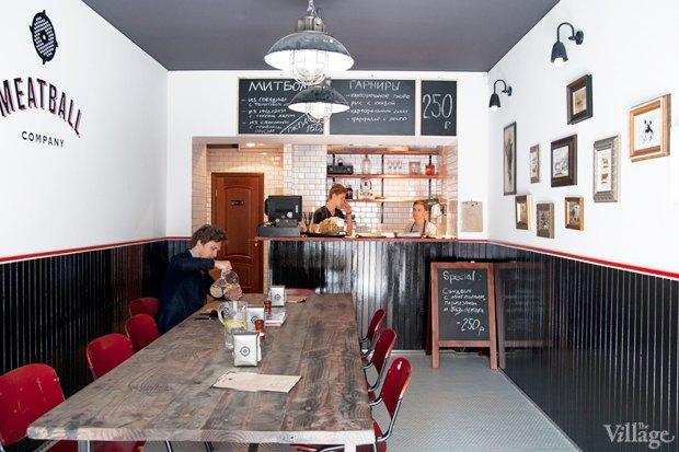 Новое место: Кафе Meatball Company —закрылось. Изображение № 6.