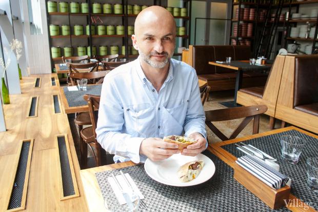 Любимое место: Анзор Канкулов о ресторане Black Market. Изображение № 12.