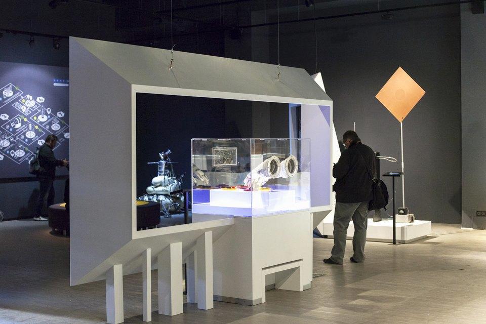 Экспозиция Политехнического музея наВВЦ. Изображение № 4.