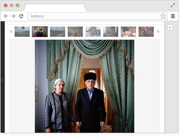 Instagram БГ, фоторепортаж из Ингушетии и«Коллективный Навальный». Изображение № 1.