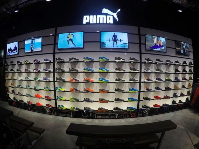 PUMA открыла магазин в новой концепции Forever Faster . Изображение № 3. d0535575c7d