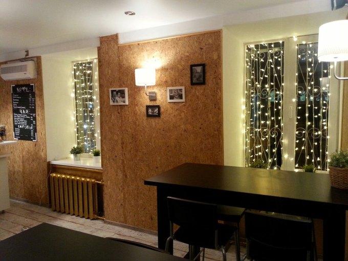В Замоскворечье открылась кофейня «Твой кофе». Изображение № 2.
