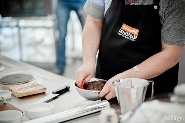 Omnivore Food Festival: Иван Шишкин готовит пеммикан и черемуховые полбяные пряники. Изображение № 17.