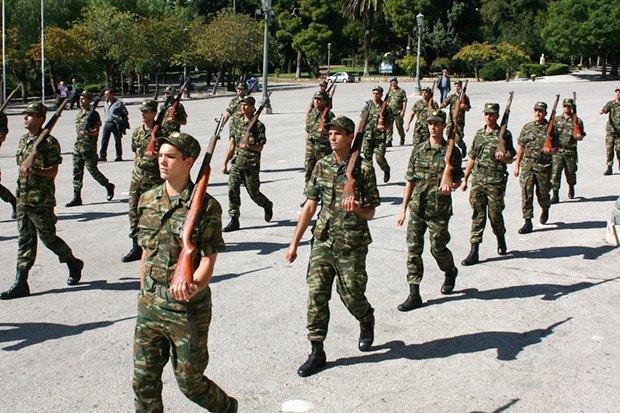 Как у них: Жители Израиля, Дании, Германии, Греции, США — о службе в армии. Изображение № 11.