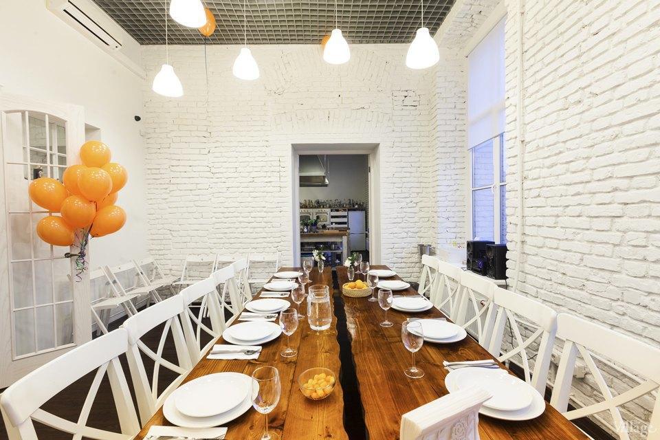 Интерьер недели (Петербург): Кулинарная школа «Красиво подано». Изображение № 11.