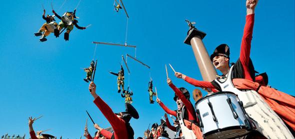 День города: Народные гулянья, велопробег, парад такс и рок-концерт. Изображение № 5.