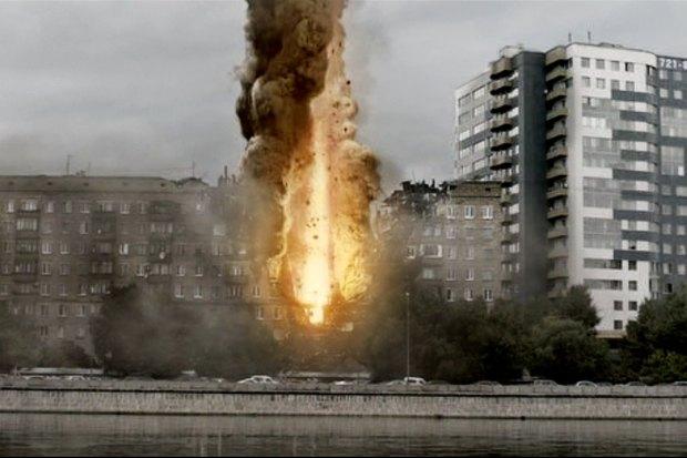 Как рушили Москву: От Тома Круза до Брюса Уиллиса. Изображение № 3.
