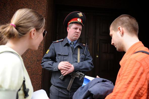 Личный опыт: Как проверить документы у полицейского. Изображение № 2.
