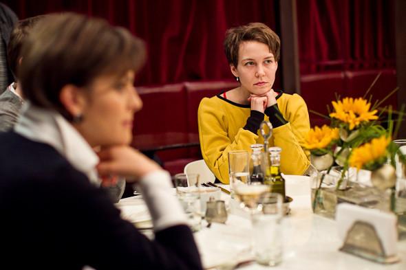 Разговоры на ужине: Дети в Москве. Изображение № 10.