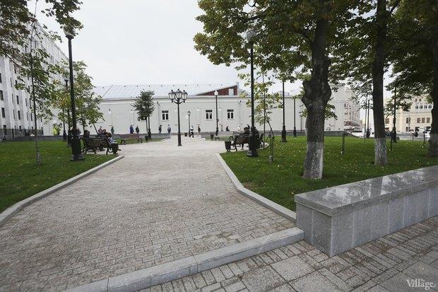 Фото дня: Как выглядит обновлённая Арбатская площадь. Изображение № 3.